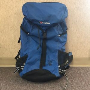 Berghaus backpack cyclops lll lite 50